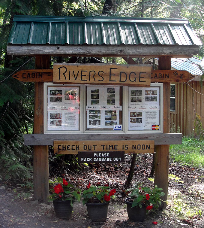 Rivers Edge Cabins